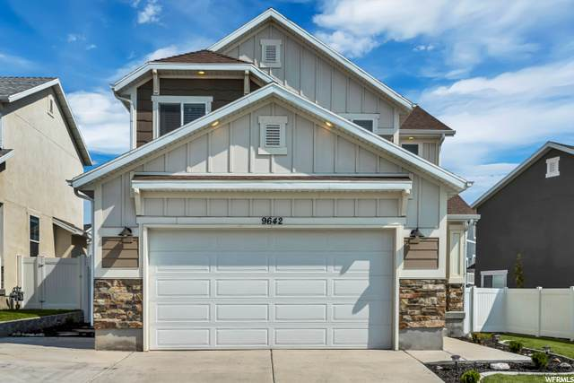 9642 N Bridge St #112, Eagle Mountain, UT 84005 (#1702505) :: Big Key Real Estate