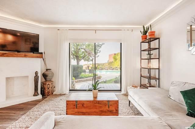 900 S Donner Way #105, Salt Lake City, UT 84108 (#1702508) :: Berkshire Hathaway HomeServices Elite Real Estate