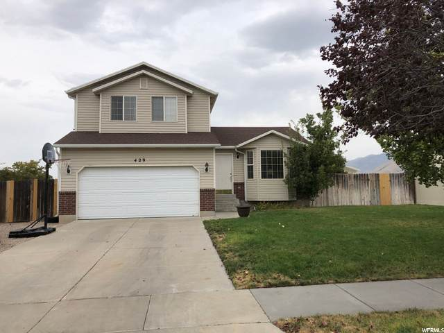 429 E 1480 N, Tooele, UT 84074 (#1702510) :: Doxey Real Estate Group