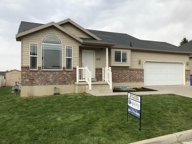 513 E Red Oak Dr N, North Logan, UT 84341 (#1702511) :: Utah Best Real Estate Team | Century 21 Everest