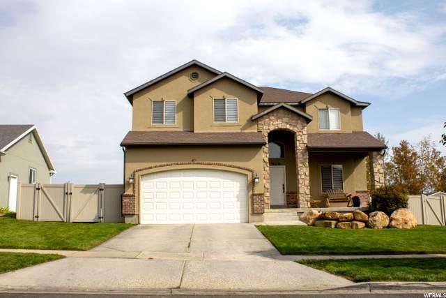 928 W Prairie Dog Way, Saratoga Springs, UT 84045 (#1702522) :: Big Key Real Estate