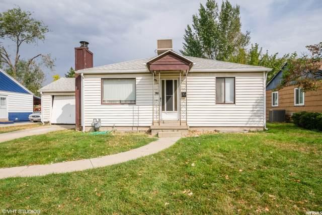 475 E Burton Ave S, Salt Lake City, UT 84115 (#1702523) :: Utah Best Real Estate Team | Century 21 Everest