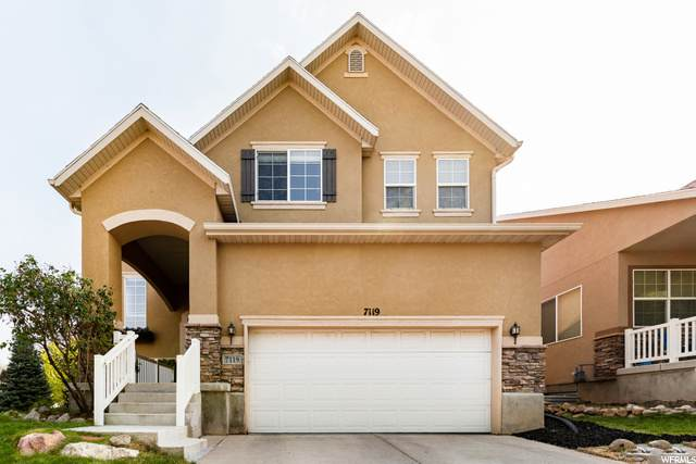 7119 W 8050 S, West Jordan, UT 84081 (#1702528) :: Powder Mountain Realty