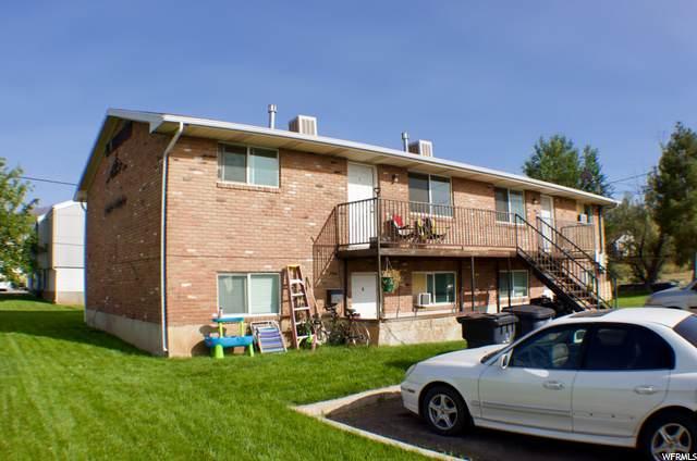 542 E 600 N #1, Spanish Fork, UT 84660 (#1702530) :: Berkshire Hathaway HomeServices Elite Real Estate
