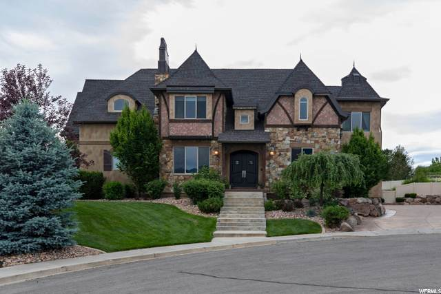 2473 N 1180 W, Pleasant Grove, UT 84062 (#1702536) :: Berkshire Hathaway HomeServices Elite Real Estate