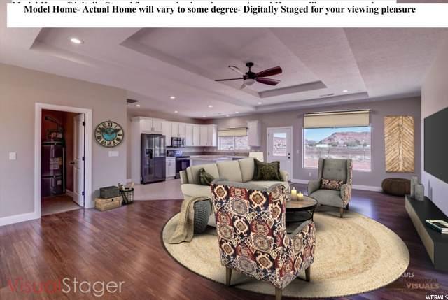 942 E Putter Ln, Kanab, UT 84741 (MLS #1702537) :: Lawson Real Estate Team - Engel & Völkers