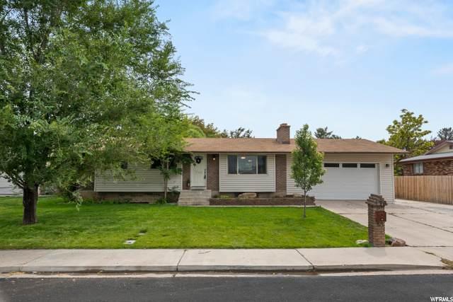 670 N Mitchell Dr, Spanish Fork, UT 84660 (#1702558) :: Berkshire Hathaway HomeServices Elite Real Estate