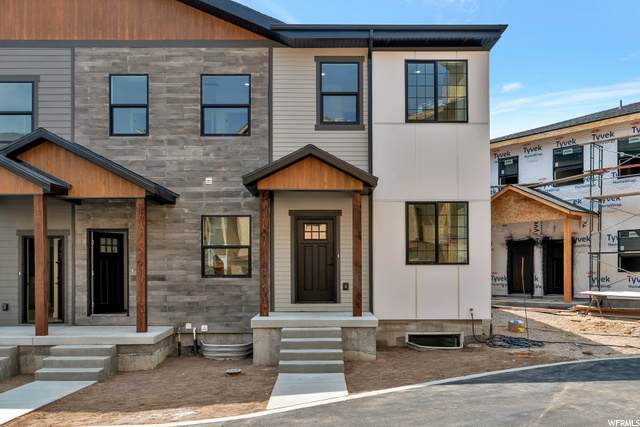 3574 N 4925 E #88, Eden, UT 84310 (MLS #1702575) :: Lookout Real Estate Group