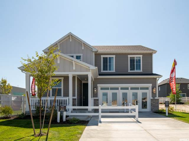 901 W Spruce Willow Way S #43, South Salt Lake, UT 84119 (#1702577) :: REALTY ONE GROUP ARETE