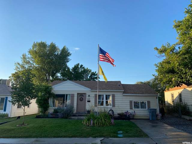 65 E Maple Ln S, Pleasant Grove, UT 84062 (#1702579) :: Big Key Real Estate
