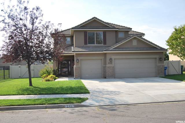 240 S 2035 W, Lehi, UT 84043 (#1702581) :: Powder Mountain Realty