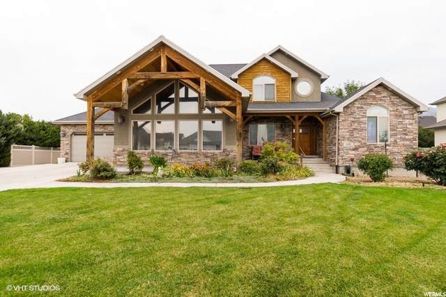1081 E 1100 N, American Fork, UT 84003 (#1702584) :: Berkshire Hathaway HomeServices Elite Real Estate