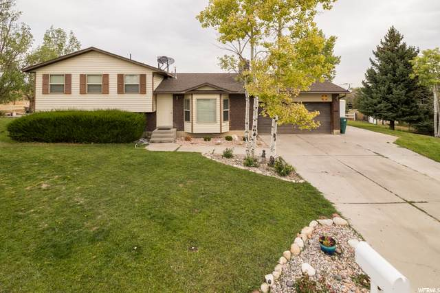 3298 W 250 S, Vernal, UT 84078 (#1702589) :: Doxey Real Estate Group