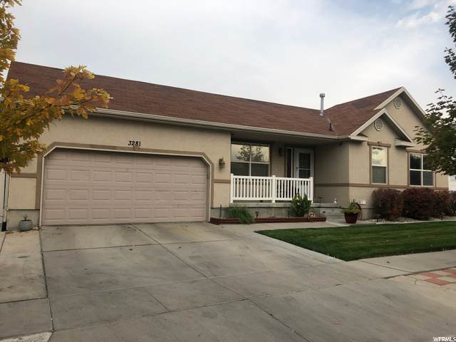 3281 S Fieldmint Ln W, West Valley City, UT 84128 (#1702598) :: Red Sign Team