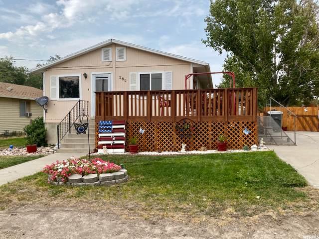 262 W 300 N, Delta, UT 84624 (#1702610) :: Berkshire Hathaway HomeServices Elite Real Estate