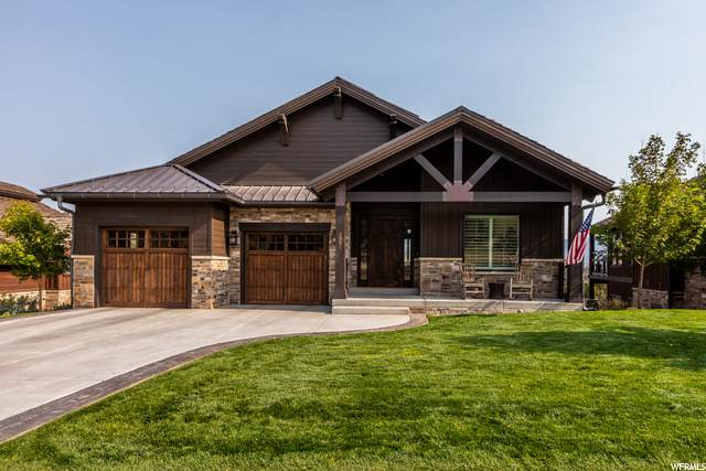 2606 E Red Knob Way #8, Heber City, UT 84032 (#1702616) :: Berkshire Hathaway HomeServices Elite Real Estate