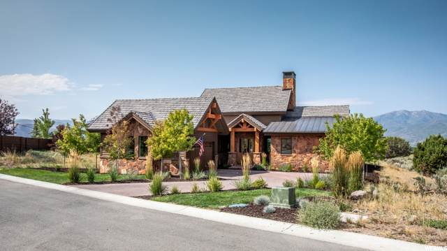 71 N Club Cabins Ct Cc-19, Heber City, UT 84032 (#1702617) :: Berkshire Hathaway HomeServices Elite Real Estate