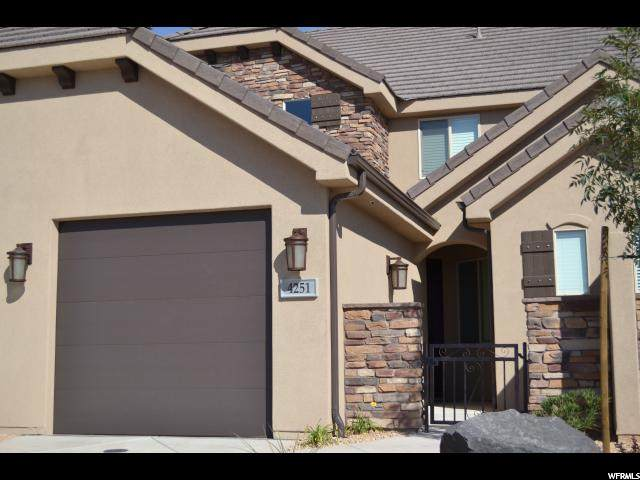 4251 E Razor Dr, Washington, UT 84780 (#1702619) :: Berkshire Hathaway HomeServices Elite Real Estate