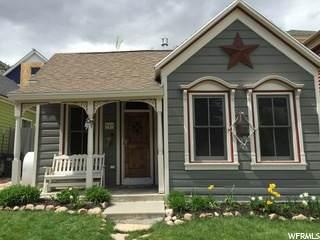 949 Park Ave, Park City, UT 84060 (MLS #1702633) :: Lookout Real Estate Group