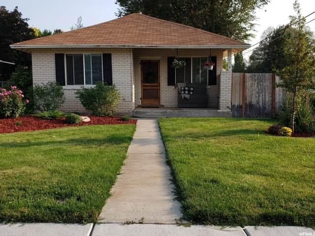 156 E 300 N, Spanish Fork, UT 84660 (MLS #1702637) :: Lookout Real Estate Group
