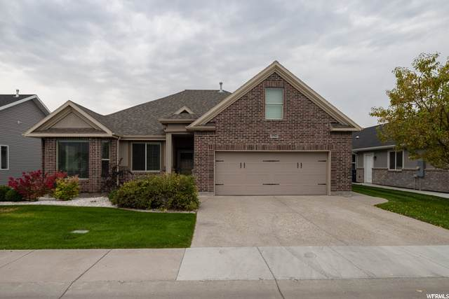 352 W 3515 S, Nibley, UT 84321 (#1702643) :: Big Key Real Estate