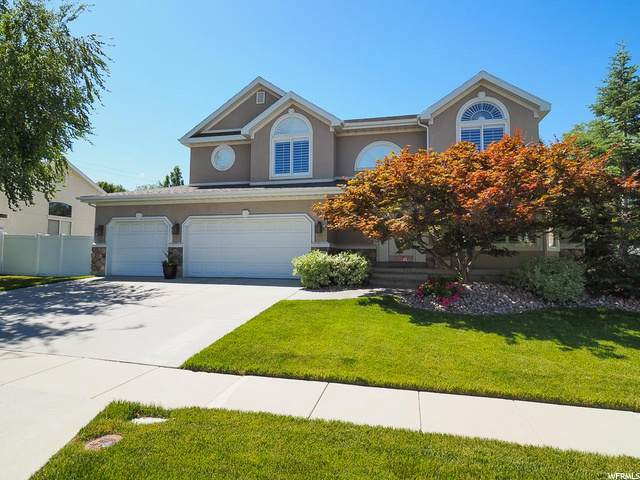 982 E Fallbrook Way S, Sandy, UT 84094 (#1702646) :: Big Key Real Estate