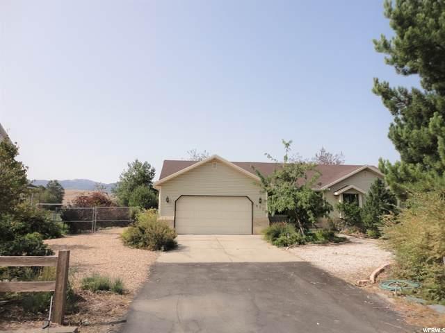 477 N 300 W, Morgan, UT 84050 (#1702648) :: Big Key Real Estate