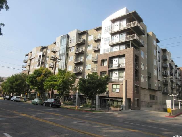 350 S 200 E #200, Salt Lake City, UT 84111 (#1702658) :: Big Key Real Estate