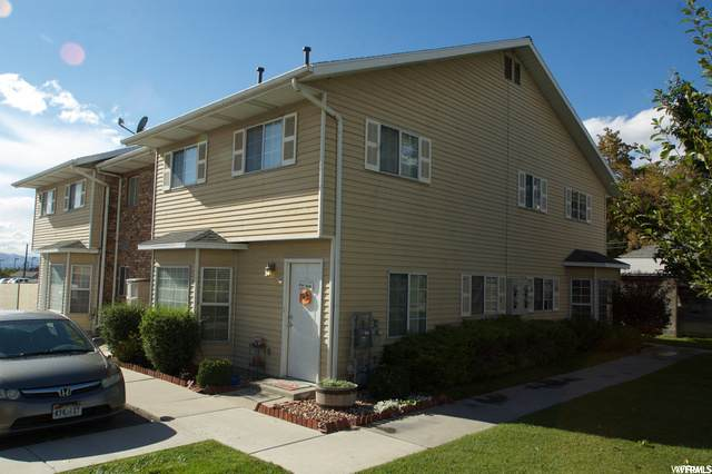 469 E 820 S, Pleasant Grove, UT 84062 (#1702701) :: Berkshire Hathaway HomeServices Elite Real Estate