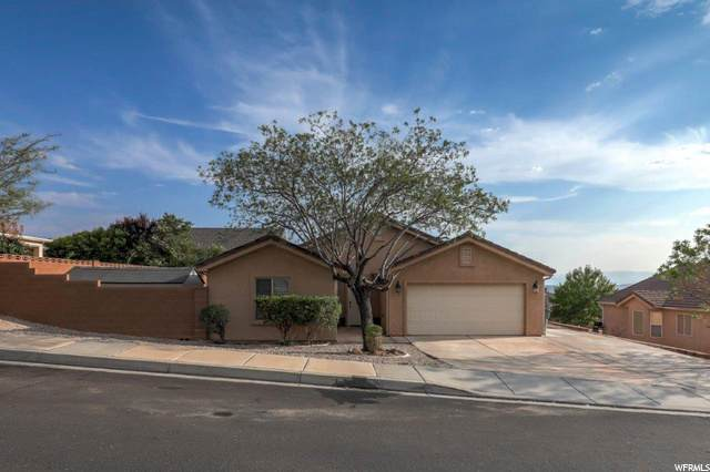 288 E Rolling Hills Rd, Washington, UT 84780 (#1702715) :: Gurr Real Estate