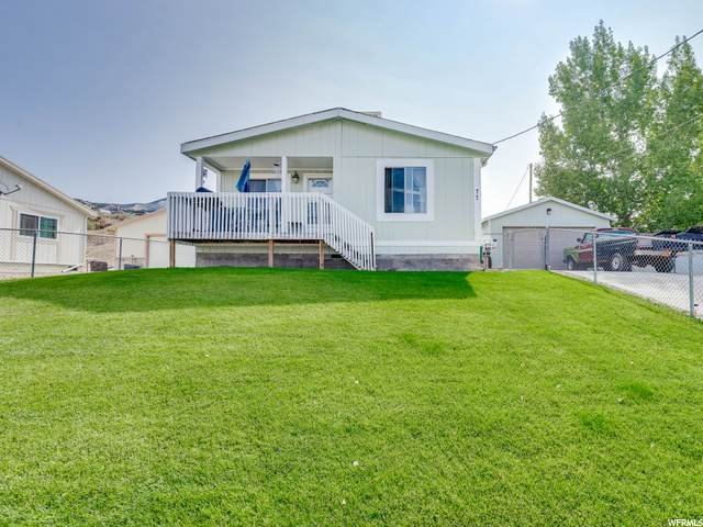 77 N Johnson St, Stockton, UT 84071 (#1702721) :: Doxey Real Estate Group