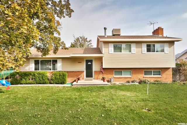 1381 E 8685 S, Sandy, UT 84093 (#1702728) :: Big Key Real Estate