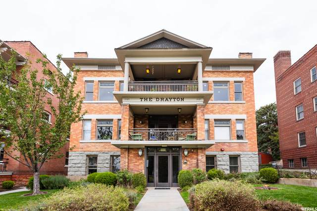 1121 E First Ave #5, Salt Lake City, UT 84103 (#1702733) :: Big Key Real Estate