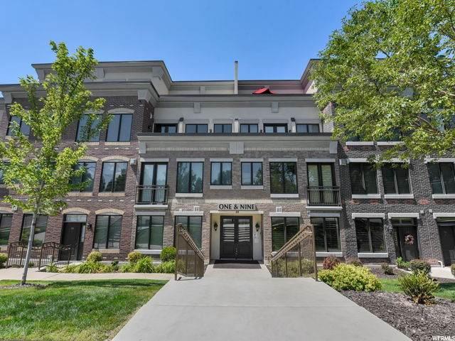88 S 900 E #311, Salt Lake City, UT 84102 (#1702768) :: Big Key Real Estate