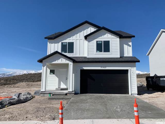 7127 N Slick Rock #206, Eagle Mountain, UT 84005 (#1702774) :: The Fields Team