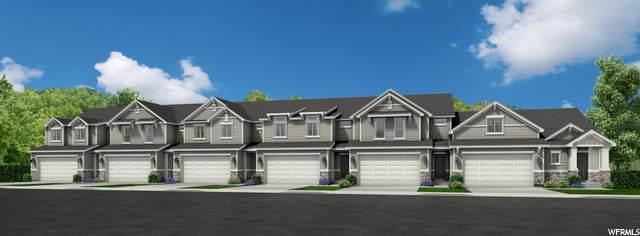 1029 W 40 N #20, Spanish Fork, UT 84660 (#1702790) :: Big Key Real Estate