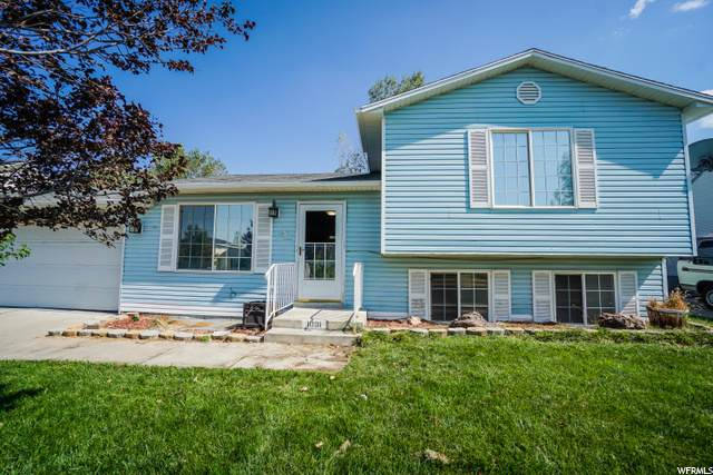 1091 S 860 W, Tooele, UT 84074 (#1702800) :: Powder Mountain Realty