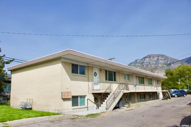 542 N 600 W, Provo, UT 84601 (#1702844) :: Big Key Real Estate