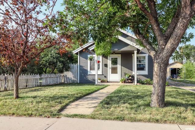 362 W 100 N, Vernal, UT 84078 (#1702864) :: Big Key Real Estate