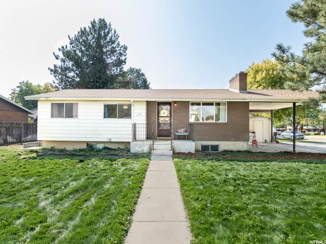 232 E 230 S, Orem, UT 84058 (#1702865) :: Big Key Real Estate