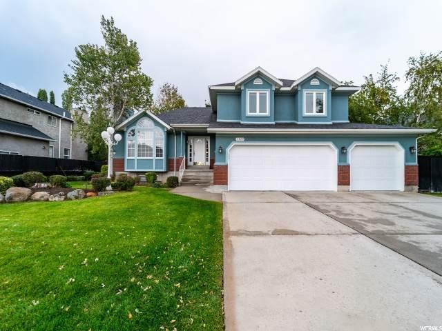 6929 S Hollow Oaks Cir E, Cottonwood Heights, UT 84121 (#1702889) :: Big Key Real Estate