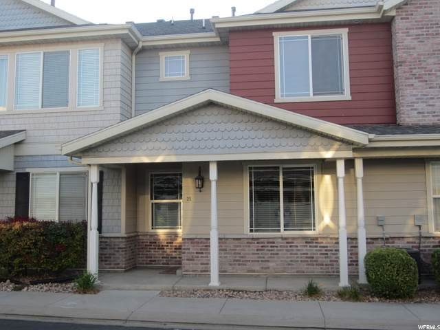 25 S 1520 W, Pleasant Grove, UT 84062 (#1702902) :: Berkshire Hathaway HomeServices Elite Real Estate