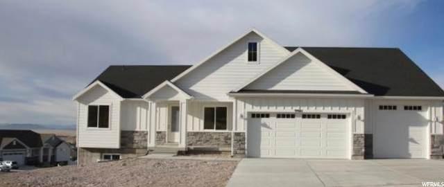 9901 N Patriot Dr. E, Eagle Mountain, UT 84005 (#1702906) :: Big Key Real Estate