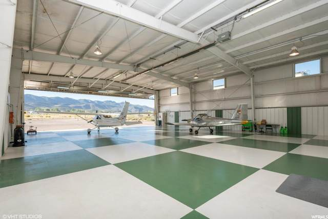 850 N 300 HANGAR 7 E, Parowan, UT 84761 (#1702909) :: Exit Realty Success