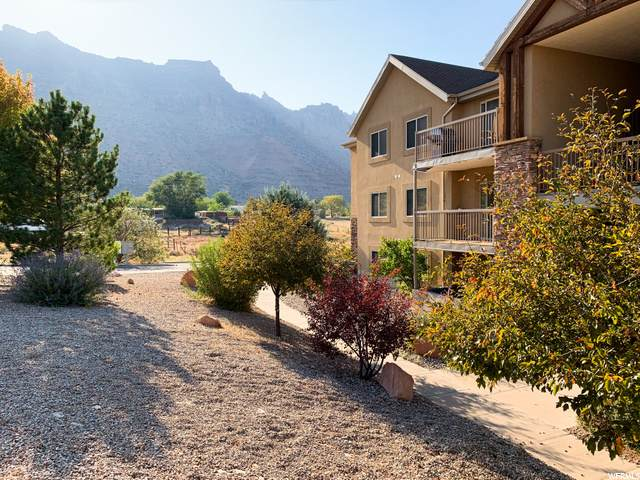2511 E Red Cliff Rd 1E, Moab, UT 84532 (#1702941) :: Exit Realty Success