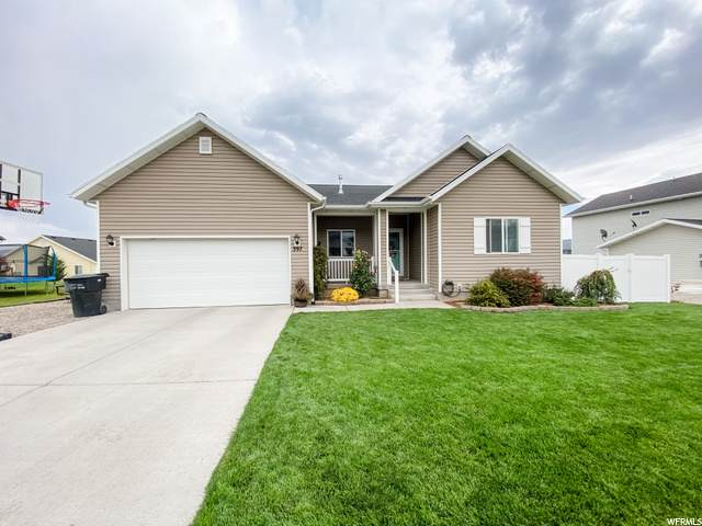 397 S Heritage Dr, Vernal, UT 84078 (#1702964) :: The Perry Group
