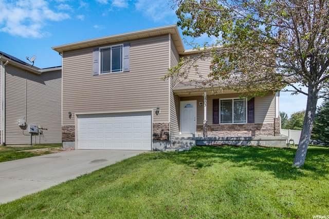 2203 E Hickock Way, Eagle Mountain, UT 84005 (#1702985) :: Big Key Real Estate