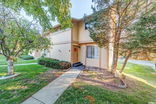 860 S 1625 E F, Clearfield, UT 84015 (#1703000) :: goBE Realty
