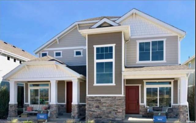 174 E Breitenbush Ct S #438, Saratoga Springs, UT 84045 (#1703004) :: Colemere Realty Associates
