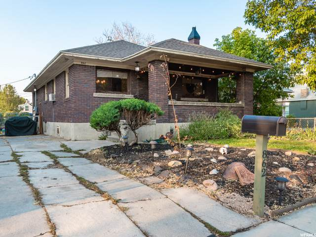 862 W 500 S, Salt Lake City, UT 84104 (#1703008) :: Doxey Real Estate Group